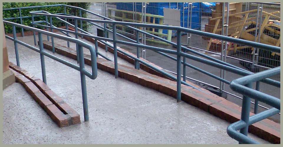 disabled ramp installations