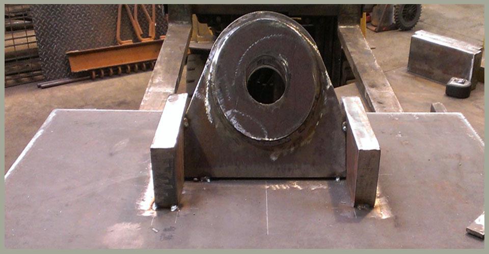 lug - industrial steel fabrications