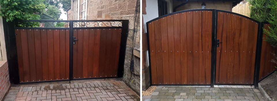 bespoke-wrought-iron-gate-glasgow-with-wooden-panels-slide4